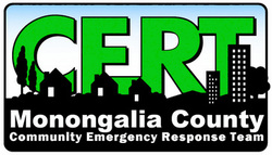 Monongalia County CERT website